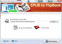 A-PDF EPUB to Flipbook