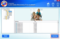 Card Data Recovery Free Edition screenshot medium