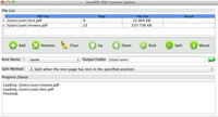 VeryPDF PDF Content Splitter for Mac