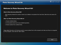 Photo Recovery Wizard Kit Free