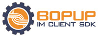 Bopup IM Client SDK screenshot medium