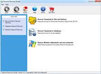 Pakeysoft Password Recovery Bundle screenshot medium