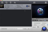 MacX Free MP4 Video Converter screenshot medium