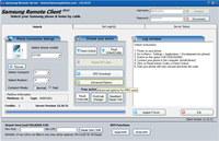 Samsung Remote Server sim unlock client
