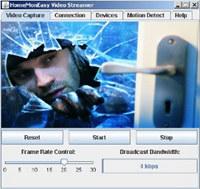 HomeMonEasy Video Streamer