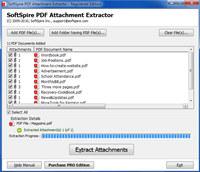 Extract PDF Attachments screenshot medium