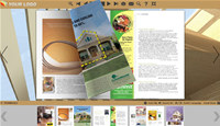 Home Templates for Pageflip PDF Book
