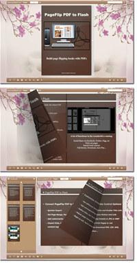 Free Flash Online eBook Creator