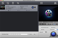MacX Free iDVD Video Converter screenshot medium