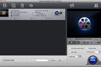 MacX Free Mobile Video Converter