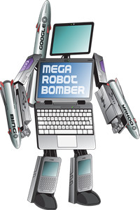 Mega Robot Bomber great reviews