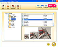 Best Digital Media Recovery Software screenshot medium
