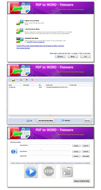 Flash Page Flip Free PDF to Word