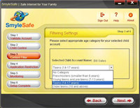SmyleSafe Kids Safe Browser
