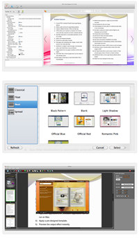 Flip Book Maker for PDF Professional Mac