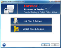 Encrypt Window Folder