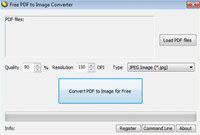 LotApps Free PDF to Image Converter