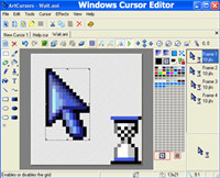 Windows Cursor Editor