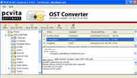 Convert OST2PST for Free screenshot medium