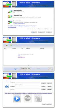 Flip Creator Free PDF to ePub
