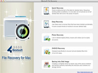 4Bestsoft File Recovery For Mac