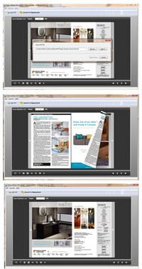 FlipBookMaker PDF Reader(freeware) screenshot medium