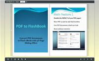 FlipPDF PDF to Flashbook