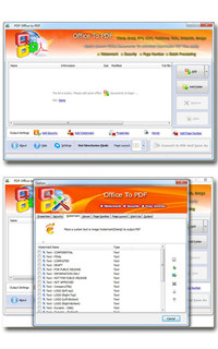 Easy Office to PDF