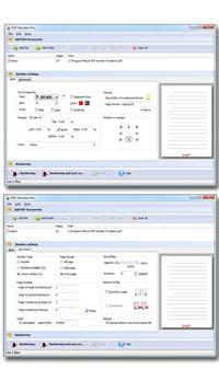 Easy PDF Number Pro