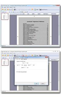 Easy PDF Page Crop