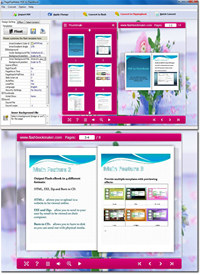 Free PageFlipMaker PDF to FlashBook