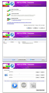 Flash Brochure Free PDF to HTML