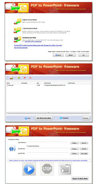 Flash Brochure Free PDF to PPT