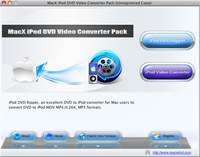 MacX iPod DVD Video Converter Pack