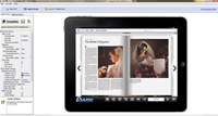A-PDF to Flipbook for iPad Mac (Flip PDF for iPad Mac) screenshot medium