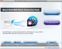 MacX iPad DVD Video Converter Pack