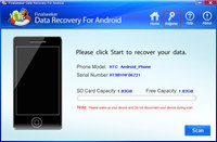 Data Recovery for Android screenshot medium