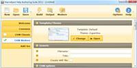 ChmHelp Authoring Suite 2012 screenshot medium