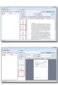 Simple PDF Preview and Rename