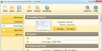 WebHelp Authoring Suite 2012