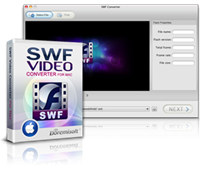 Doremisoft SWF Converter for Mac screenshot medium
