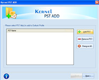 Kernel for PST ADD