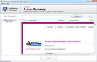 Free Access Repair Utility