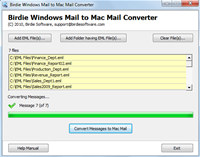 Windows Live Mail Export to Thunderbird