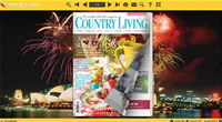 Firework Flash Magazine Templates