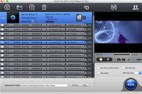 MacX Free DVD to iPad Ripper for Mac screenshot medium