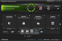 BitDefender 2013 Total Security screenshot medium