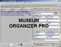 Small Museum Organizer Pro