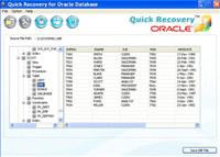 Restore Oracle Database