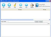 VeryPDF CHM to PDF Converter
